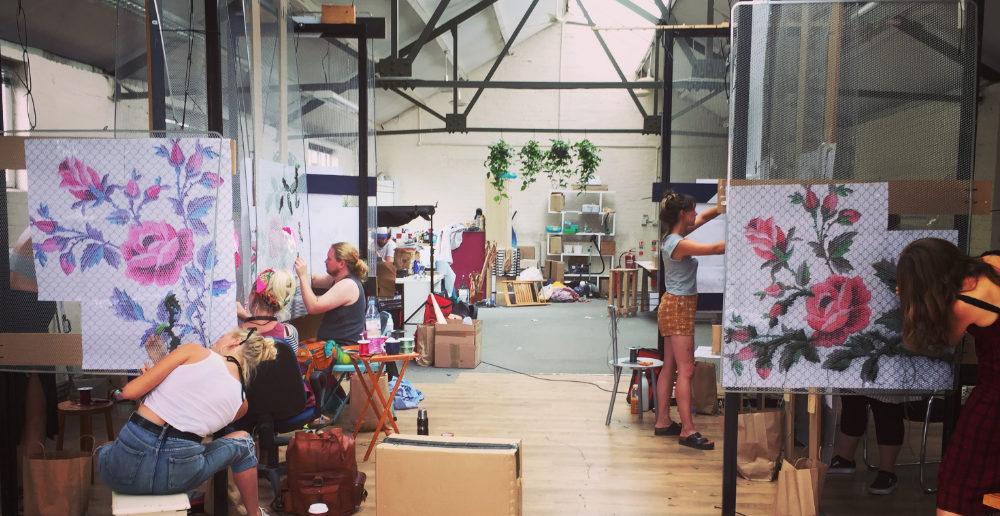 carla jayne batson workshop